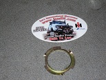 Fuel Sender Retainer Ring, Pickup,Travelall