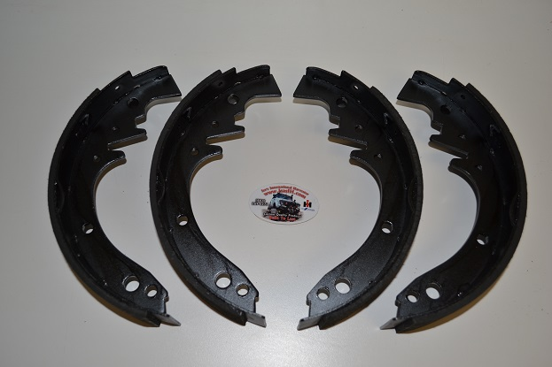 Isa U0026 39 S International Harvester  Brake Shoe Set  Scout 80