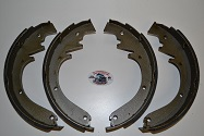 Brake Shoe Set,  Scout 800 Front 4x4