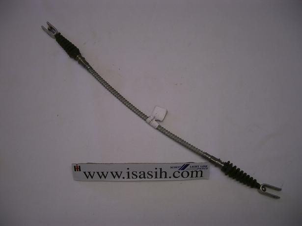 Clutch Cable, Pickup, Travelall
