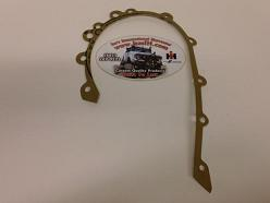 Timing Cover Gasket,  258 Engine, Scout, Pickup, Travelall