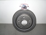 Brake Drum, Rear, Scout II, 1/2 Ton Pickup, Travelall