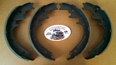 Brake Shoe Set 1974-80 Scout II, Terra or Traveler and 1969-75 1/2 Ton Pickup