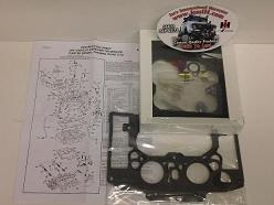 Carter Thermo-Quad Carburetor Overhaul Kit  1979-1980 Scout II, Terra, Traveler