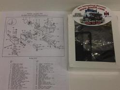 Holly 2300G Carburetor Overhaul Kit