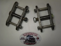 CPT Heavy Duty Shackle Set's