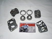 Kingpin Caps Bearing/Race Shim Kit