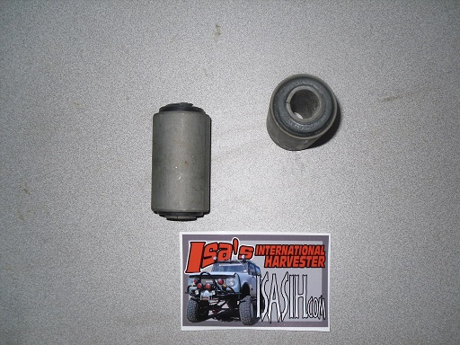 Spring Bushing, Rear  Axle, Pickup,Travelall