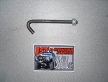 "Fuel Tank Strap ""J"" Bolt for ALL 1971-80 Scout II, Terra or Traveler"