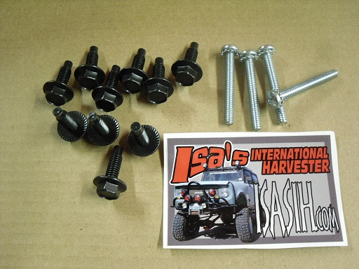 Hard Top Bolt Set Scout II