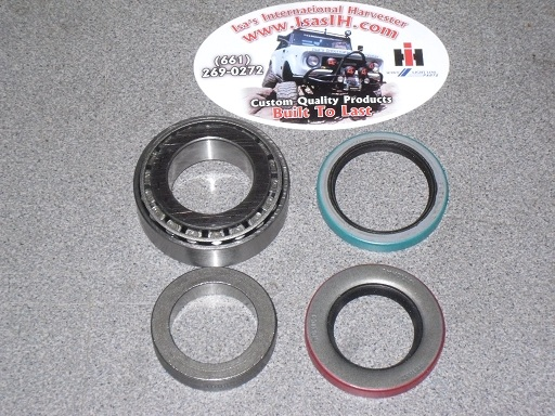 Bearing and Seal Kit Rear Axle Pickup,Travelall