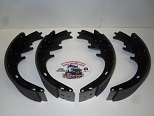 Brake Shoe Set 1968-1973 Pickup, Travelall