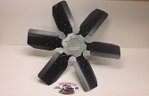 Fan Blade  With Bolt On Fan Clutch - High Performance