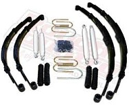 Rough Country Lift Kit for 71'-80' Scout II, Terra or Traveler