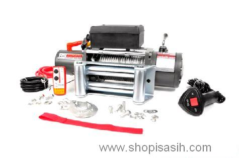 12000  Rough Country Electric Winch
