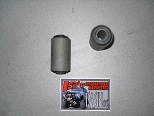 Spring and Shackle Bushing, Rear Axle, Pickup,Travelall