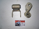 Spring Shackle with Bushing, Rear  Axle, Pickup,Travelall
